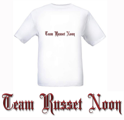 Team Russet Noon T-Shirts