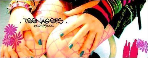 Teenagers girls