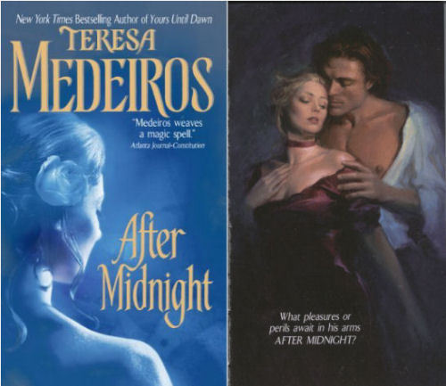 Historical Romance wallpaper probably with anime titled Teresa Medeiros