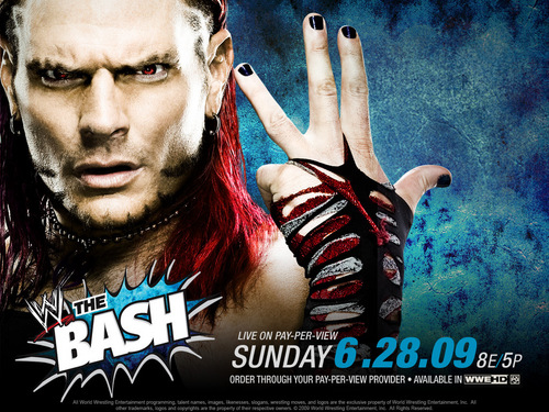 Professional Wrestling wallpaper possibly containing a sign, a newspaper, and anime entitled The Bash 2009