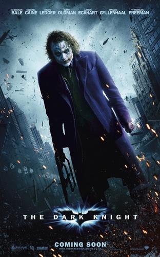 The Dark Knight <3