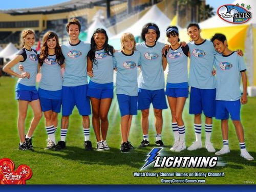 The Lightning Team-2008
