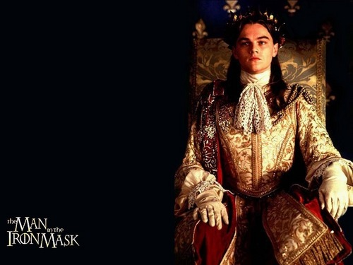 The Man in the Iron Mask wolpeyper