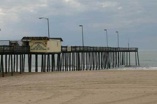 The Old O.C. pier