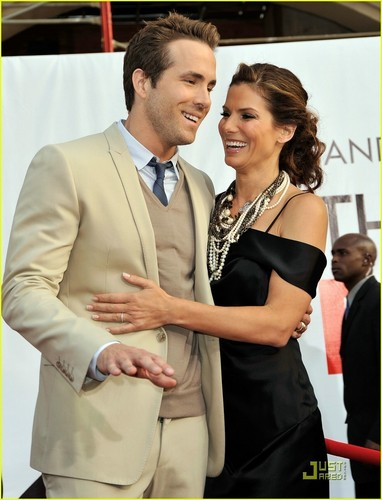 The Proposal Hollywood Premeire