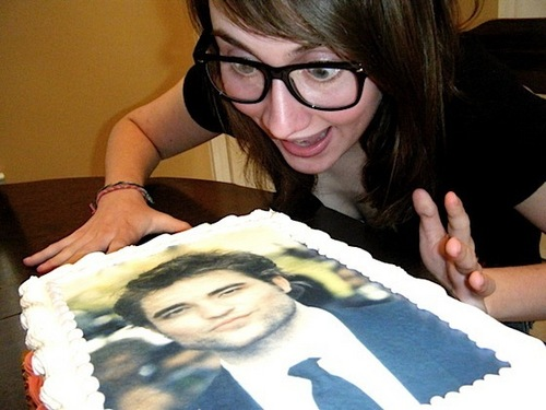 The Rob Birthday Cake