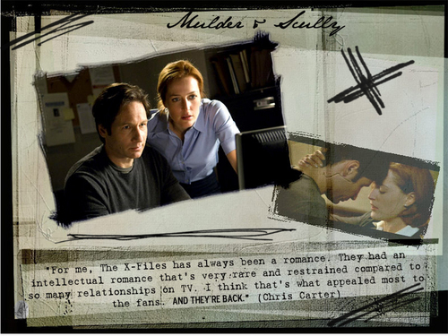 The X-Files 壁纸 possibly containing a sign and a newspaper entitled The X-Files