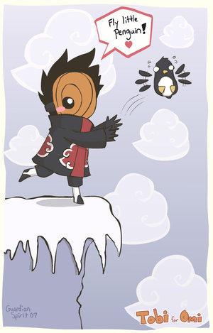 Naruto Hintergrund containing Anime entitled Tobi