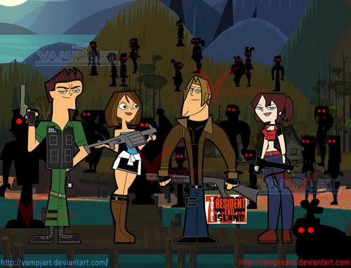 Total Resident Evil Island