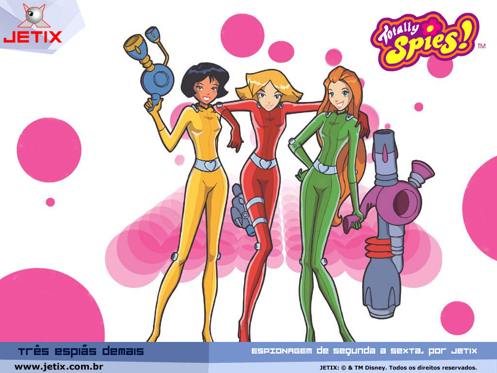 totally spies photo - photo #15
