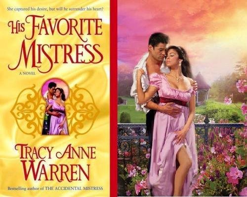 Historical Romance wallpaper probably with a portrait called Tracy Anne Warren