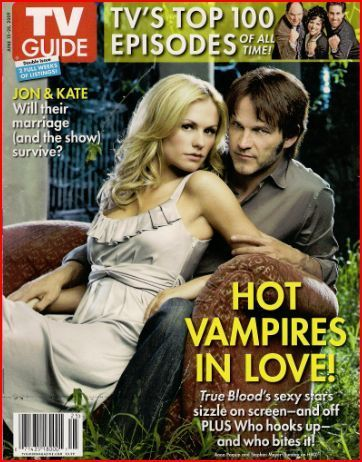 True Blood TV Guide Cover