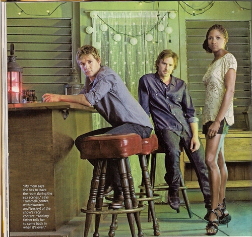 True Blood page, TV Guide