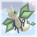 Vibrava - dragon-type-pokemon photo