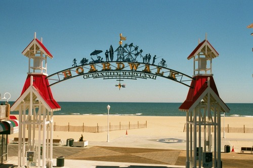 Welcome to the OC boardwalk!