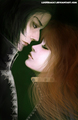 When Love And Death Embrace - severus-snape-and-lily-evans fan art