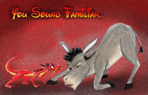 You Sound Familiar  - donkey Photo