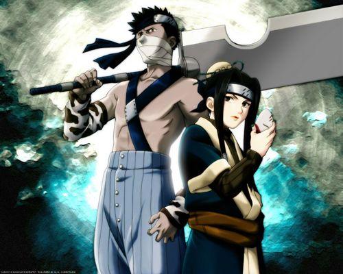 Zabuza&Haku