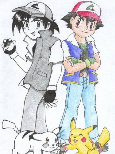 ash meets ash