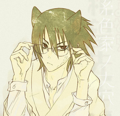 anime animal guys wallpaper with anime called glasses