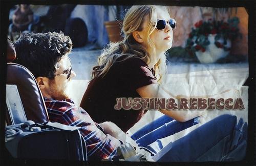 justin and rebecca