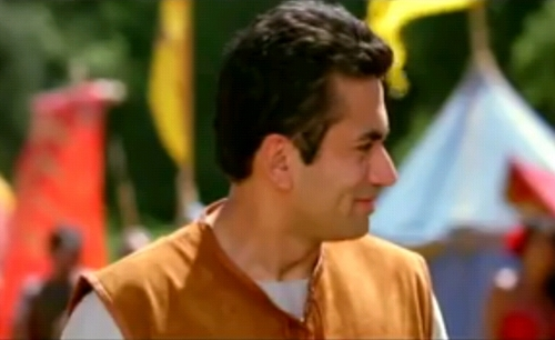 kal penn@ epic movie