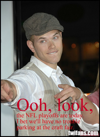 kellan is hot with a hat