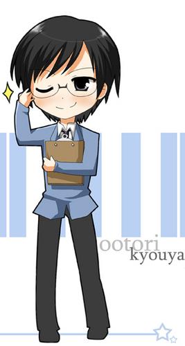 kyouya! XD