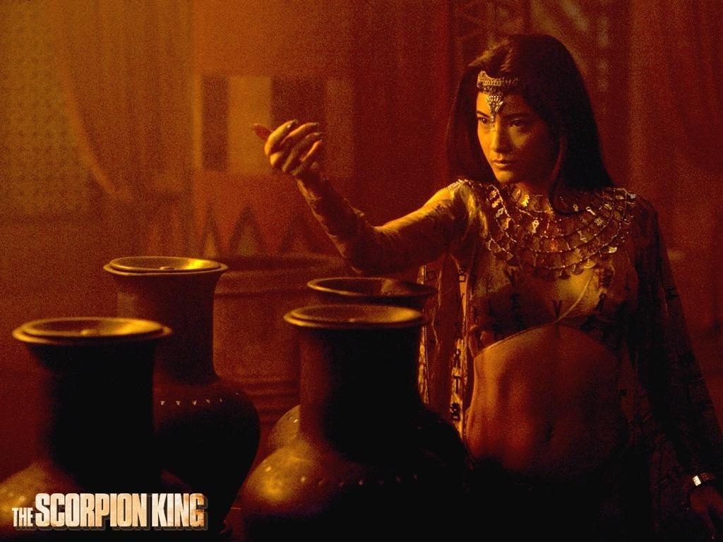 The scorpion king scorpion king