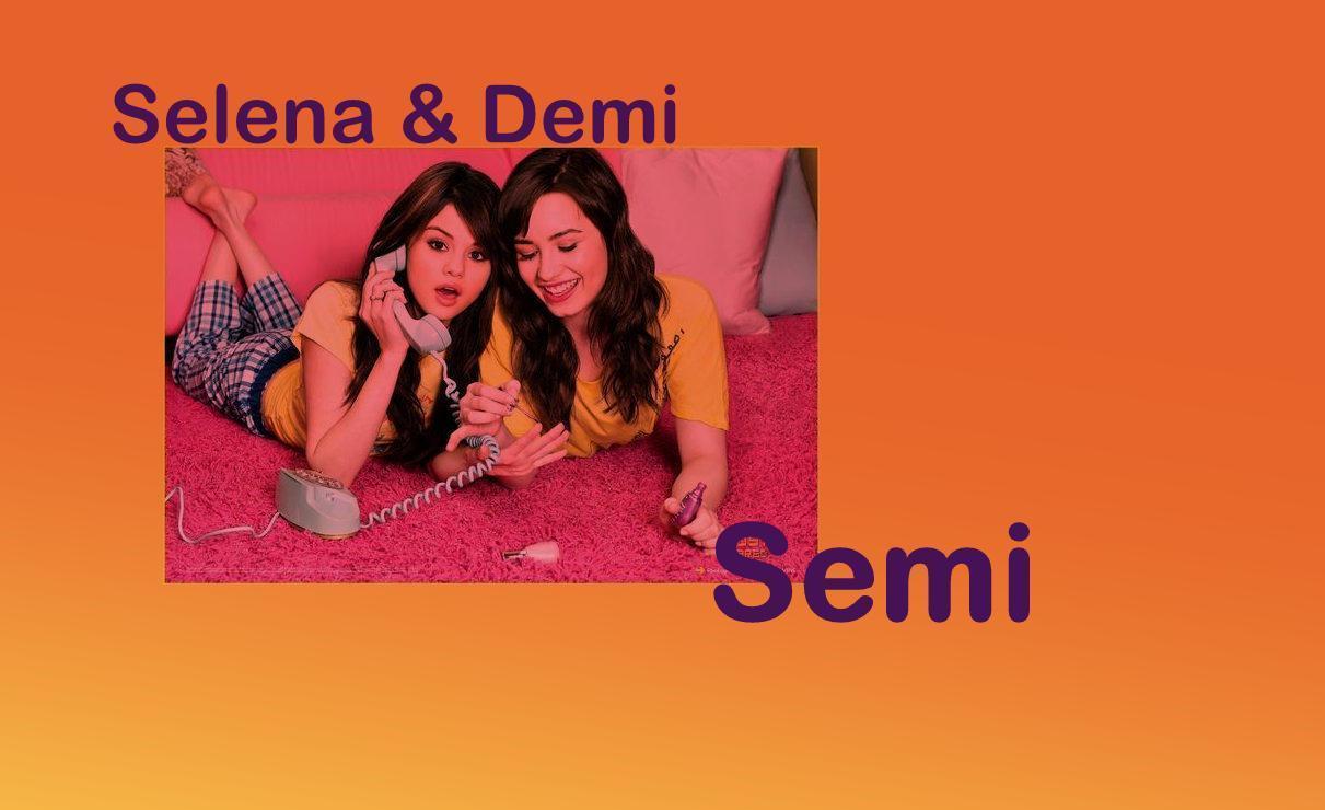 semi fan art - Selena Gomez and Demi Lovato Fan Art (6733881) - Fanpop