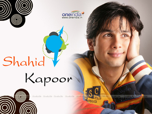 Shahid Kapoor wallpaper probably containing a sign and a portrait titled shahid kapoor