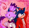 sonaze forever! - sonic-couples fan art