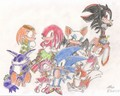 sonic stuff - sonic-fanart fan art