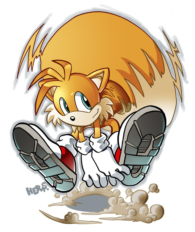 tails 2009 !