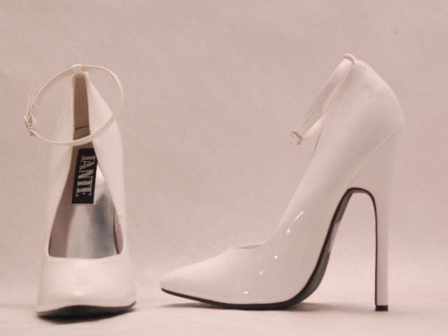 white high heels - womens-shoes photo