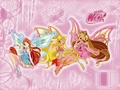 winx enchantix bloom,stella,flora - the-winx-club wallpaper