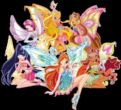 Winx enchantix the winx club photo