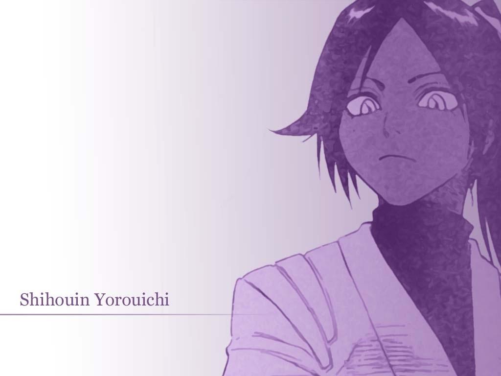 Yoruichi Bleach Anime Wallpaper 6751049 Fanpop