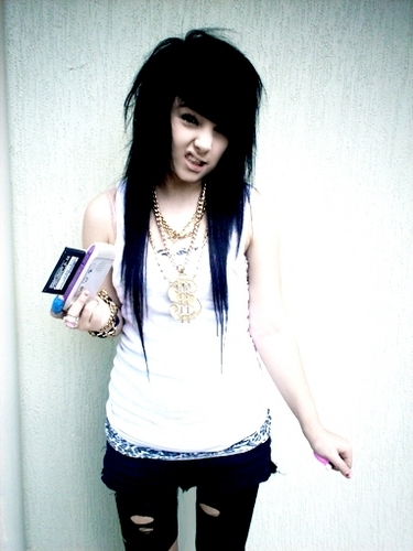 emo girls images [Brookelle] wallpaper and background ...