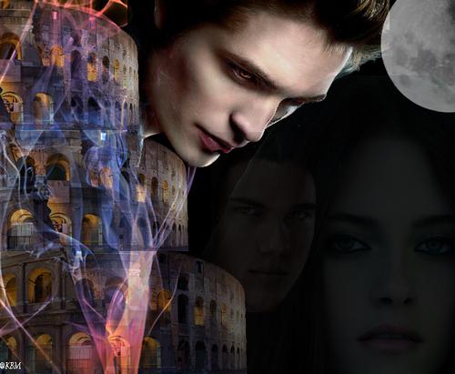 """""""Edward Watching Above"""""""