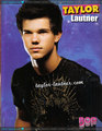** Taylor Lautner ** - twilight-series photo