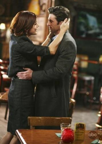 Addison and Derek