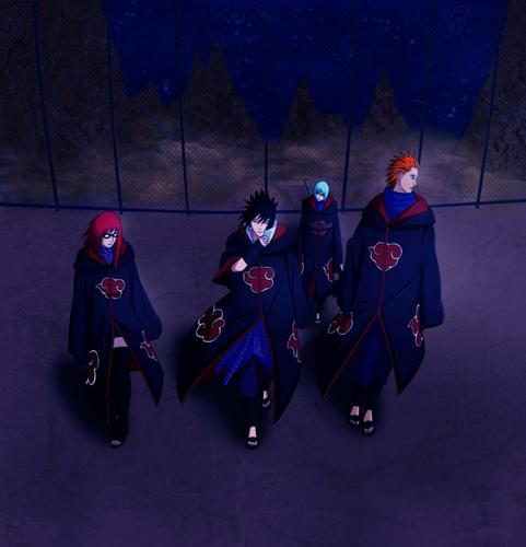 Naruto Shippuuden images Akatsuki HD wallpaper and background photos