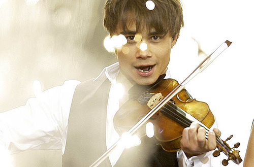Alexander Rybak wallpaper probably containing a violist titled Alex...