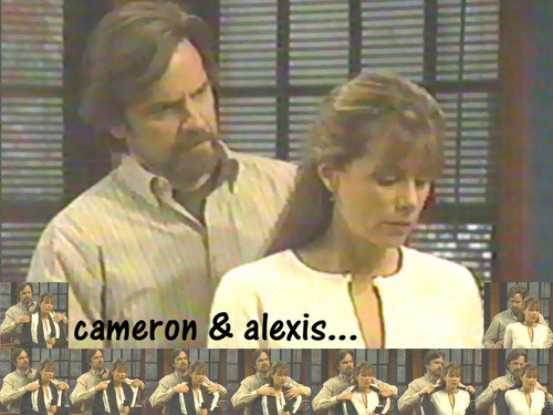 Alexis & Cameron - general-hospital-couples Photo
