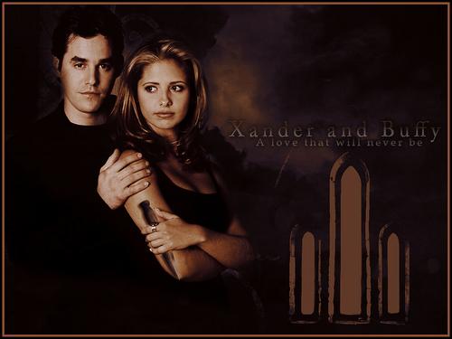 Buffy the Vampire Slayer wallpaper entitled BTVS