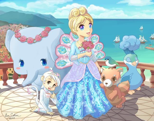 wallpaper of barbie princess. Barbie as the Island Princess