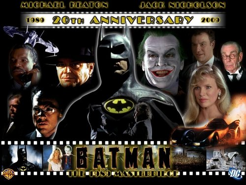 batman 20th anyversary