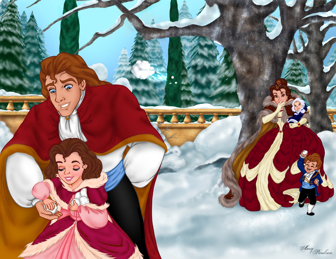 Beauty and the Beast - Future