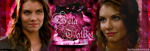 Bela Talbot Banner